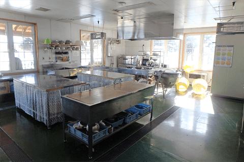 農産加工室
